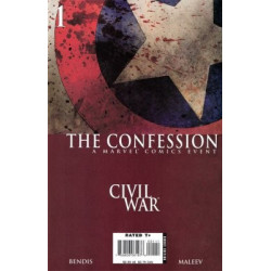 Civil War: The Confession Issue 1
