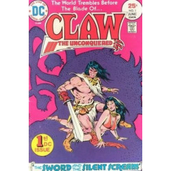 Claw: The Unconquered  Issue 1