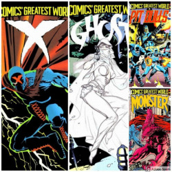 Comics' Greatest World: Arcadia Collection Issues 1-4