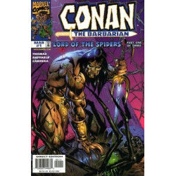 Conan: The Lord of the Spiders Issue 1