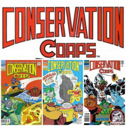 Conservation Corps Collection Issues 1-3