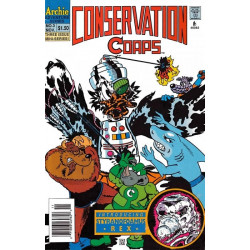 Conservation Corps Mini Issue 3