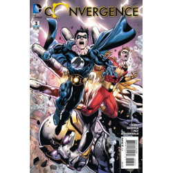 Convergence  Issue 3b Variant