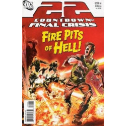 Countdown  Issue 22