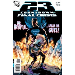 Countdown  Issue 23