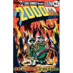 2000 A.D. Monthly Vol. 2 Issue 3