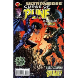 Curse of Rune  Issue 3