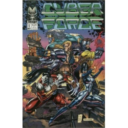 Cyberforce Vol. 1 Issue 1