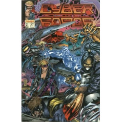 Cyberforce Vol. 1 Issue 2