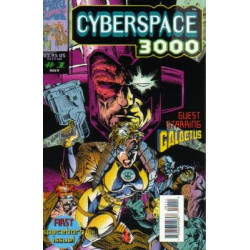 Cyberspace 3000  Issue 1