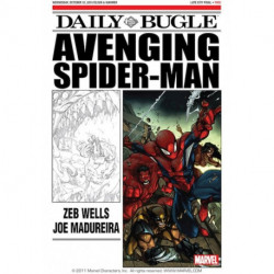 Daily Bugle: Avenging Spider-Man One-Shot Issue nn