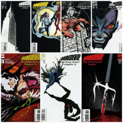 Daredevil Collection: Issues 319-325 Fall From Grace