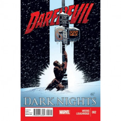 Daredevil: Dark Nights  Issue 2