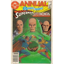 DC Comics Presents  Annual 4