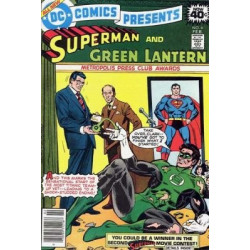 DC Comics Presents  Issue 06