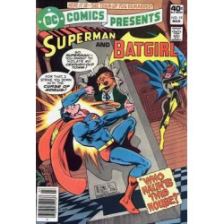 DC Comics Presents  Issue 19