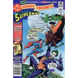 DC Comics Presents  Issue 41