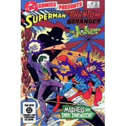 DC Comics Presents  Issue 72