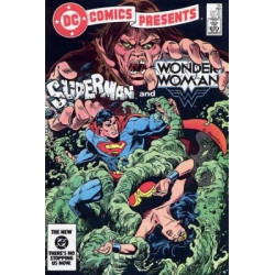 DC Comics Presents  Issue 76