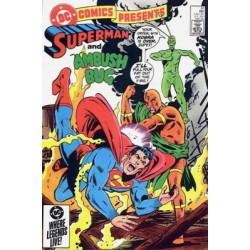 DC Comics Presents  Issue 81