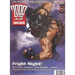 2000 AD  Issue 807