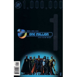 DC One Million Mini Issue 1