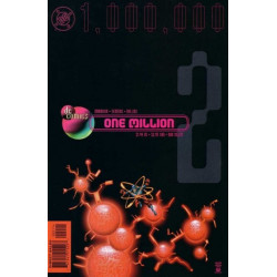 DC One Million Mini Issue 2