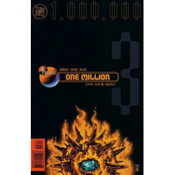 DC One Million Mini Issue 3
