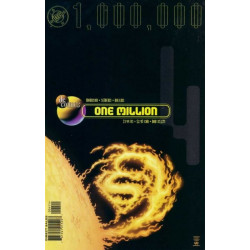 DC One Million Mini Issue 4