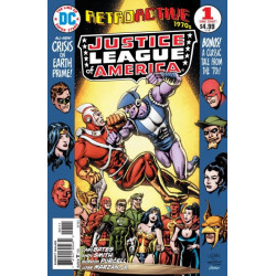 DC Retroactive 1970s: Justice League of America One-Shot Issue 1