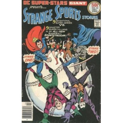 DC Super-Stars  Issue 10