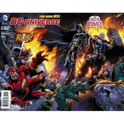 DC Universe Presents  Issue 19