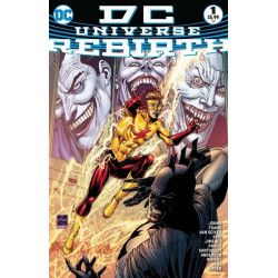 DC Universe Rebirth One-Shot Special 1f Variant