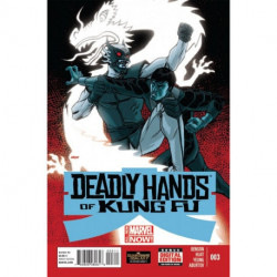Deadly Hands of Kung Fu  Issue 3