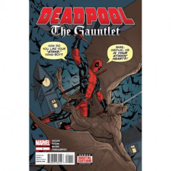 Deadpool: The Gauntlet One-Shot Issue 1