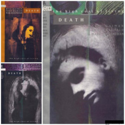 Death: The High Cost of Living Collection Issues 1-3