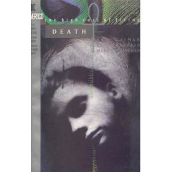 Death: The High Cost of Living Mini Issue 1