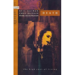 Death: The High Cost of Living Mini Issue 2