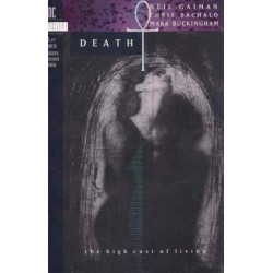 Death: The High Cost of Living Mini Issue 3