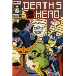 Death's Head  Issue 8