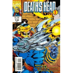 Death's Head II 2 Issue 10