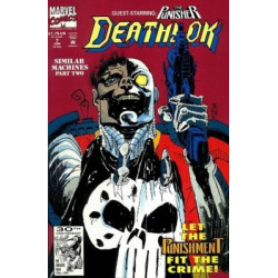 Deathlok Vol. 2 Issue 07
