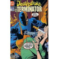 Deathstroke the Terminator Vol. 1 Issue 02