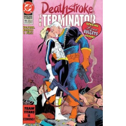Deathstroke the Terminator Vol. 1 Issue 11