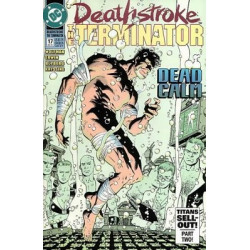 Deathstroke the Terminator Vol. 1 Issue 17