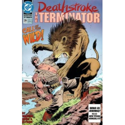 Deathstroke the Terminator Vol. 1 Issue 26