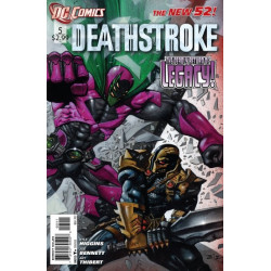 Deathstroke Vol. 2 Issue 5