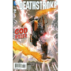 Deathstroke Vol. 3 Issue 7