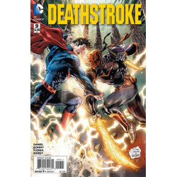 Deathstroke Vol. 3 Issue 09
