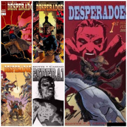 Desperadoes Collection Issues 1-5